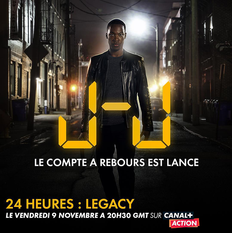 24: Legacy for CANAL+