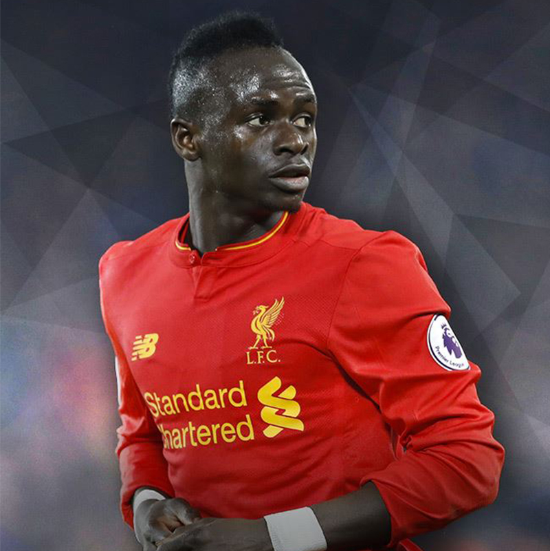 Happy birthday Sadio Mané for les Chaînes CANAL+ SPORT