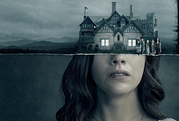 Artwork The Haunting of Hill House